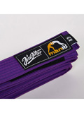MANTO belt BJJ purple