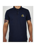 MANTO polo CLASSIC navy blue