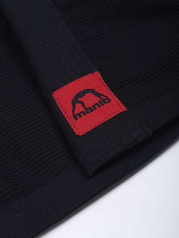 "MANTO ""BASE 2.0"" BJJ GI black"