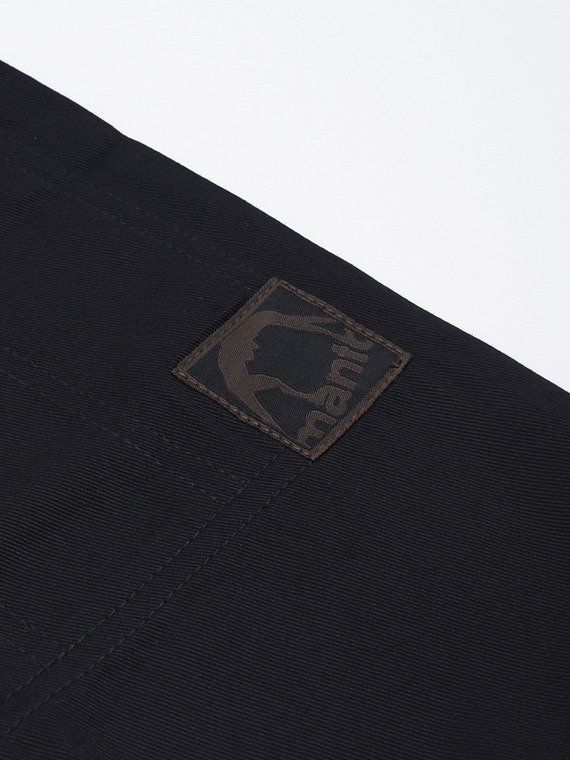 "MANTO ""X3"" BJJ GI black V1"