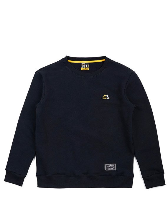 MANTO crewneck EMBLEM black