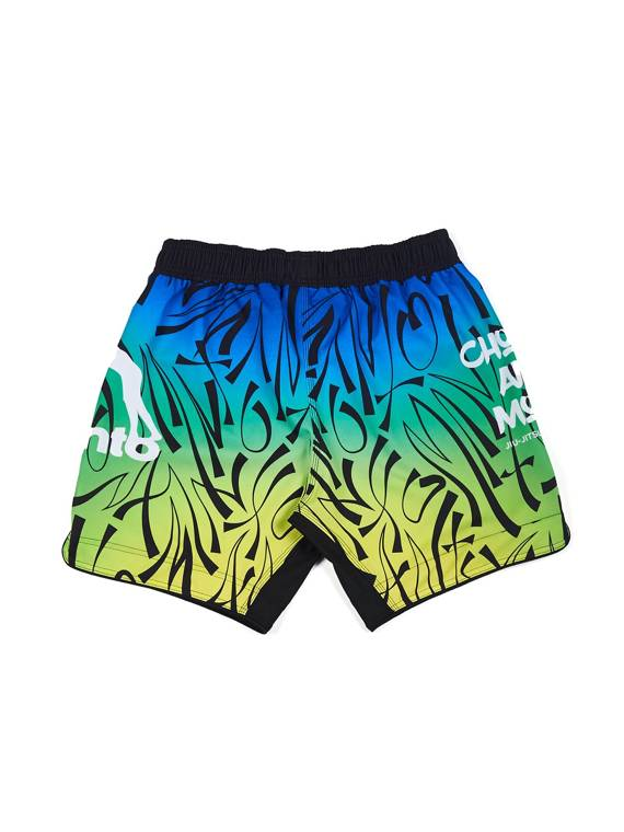 MANTO fight shorts CHOKES AND MORE