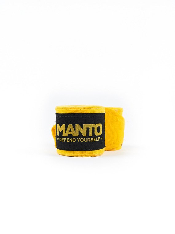 MANTO handwraps DEFEND V2 yellow