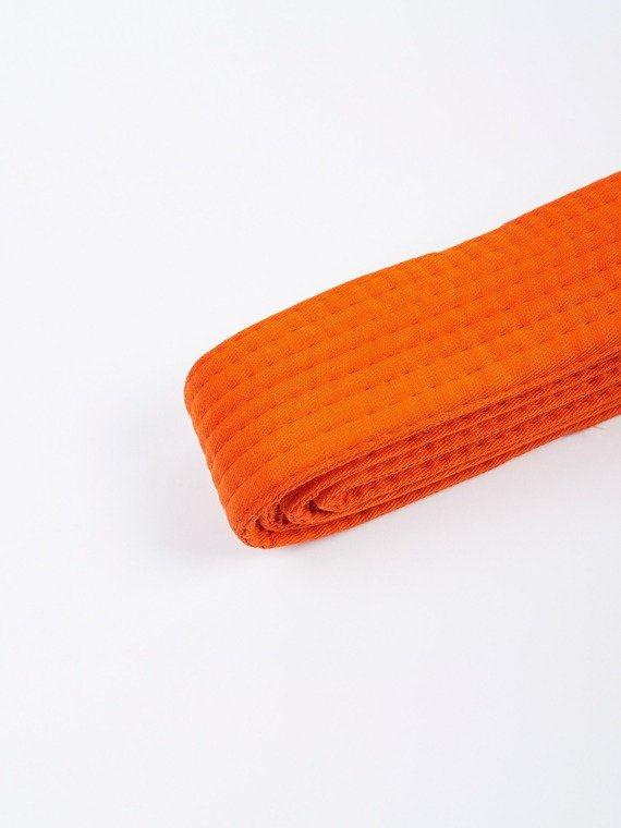 MANTO kids belt BJJ TAG orange