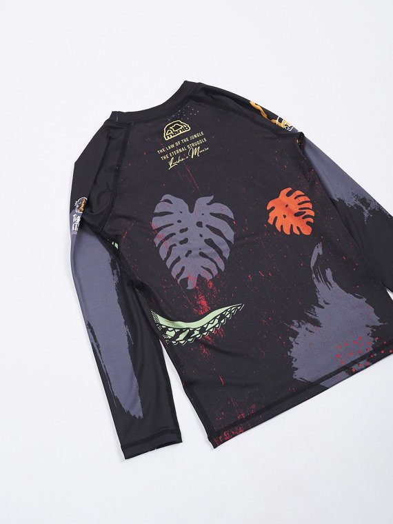 MANTO kids rashguard JUNGLE