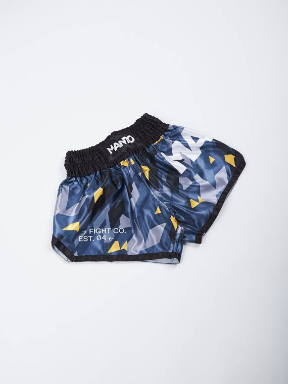 MANTO shorts MUAY THAI BLOCK