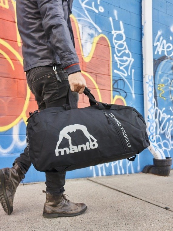 MANTO sports bag DEFEND XL black