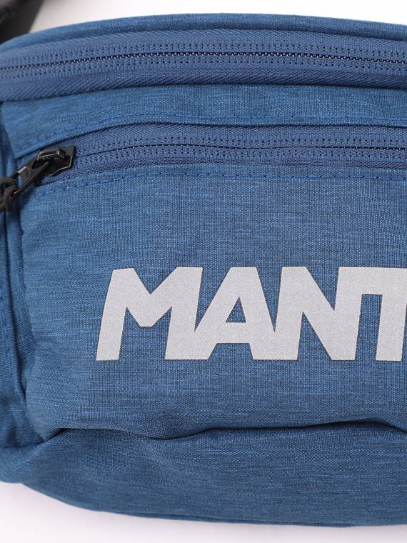 MANTO waist bag SYSTEM blue
