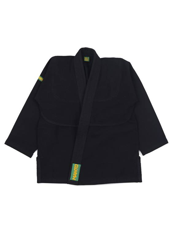 "MANTO ""Junior BASIC"" BJJ Gi schwarz"