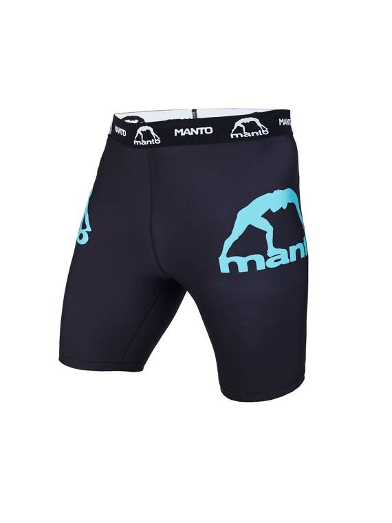 MANTO VT shorts DUAL 21 black