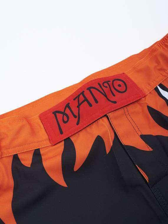 MANTO fight shorts DIABLO