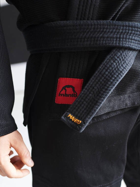 "MANTO ""BASE 2.0"" BJJ GI czarne"