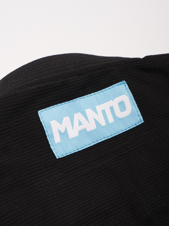 "MANTO ""Junior 2.0"" BJJ Gi czarne"